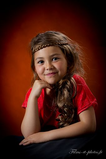 Photo enfant Rouen, photographe portraitiste