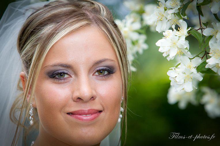 maquillage mariage à Rouen