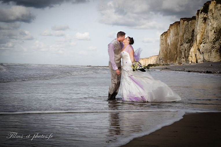 Dieppe photographe mariage