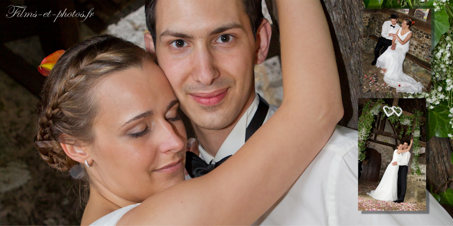 Photographe mariage à Dieppe