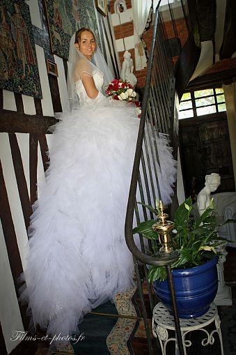 Robe de mariée à Rouen