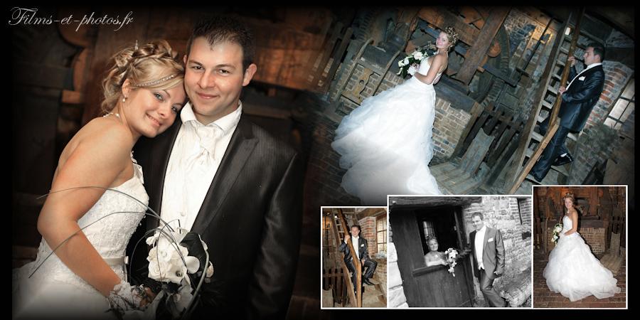 Photographe mariage à Rouen